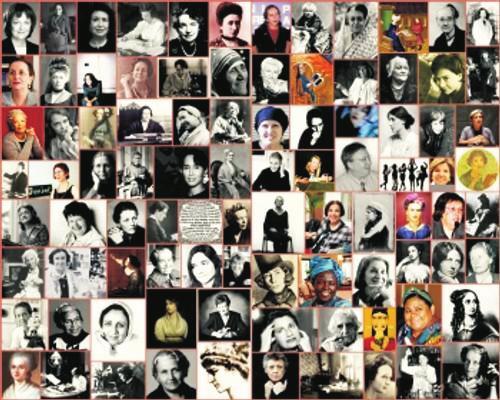 Textos sobre mujeres ilustres en Marx Madera